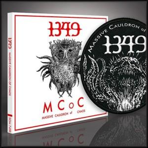 1349 Massive Cauldron of Chaos CD Digipack